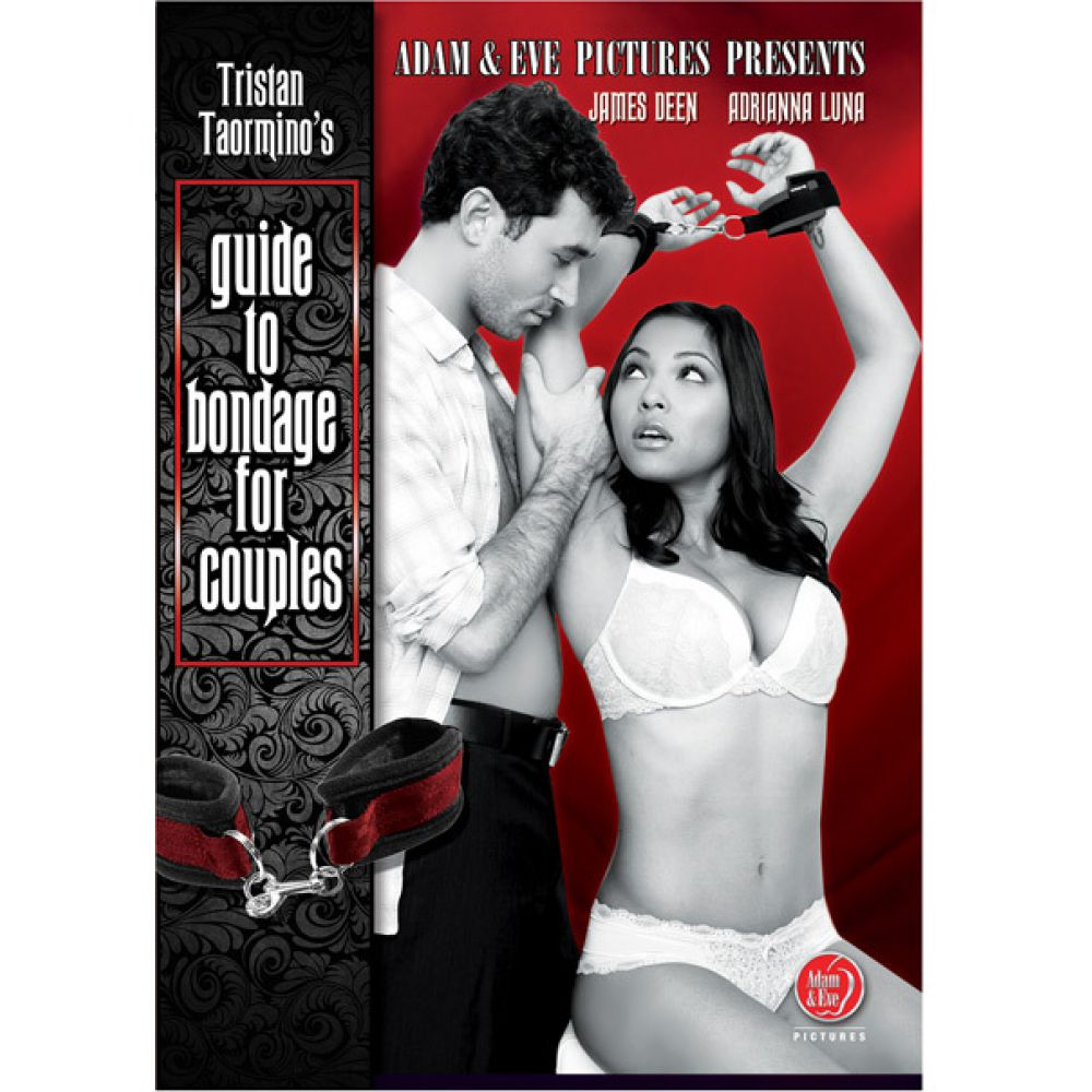 Tristan TaorminoS Guide to Bondage for Lovers DVD - View #1