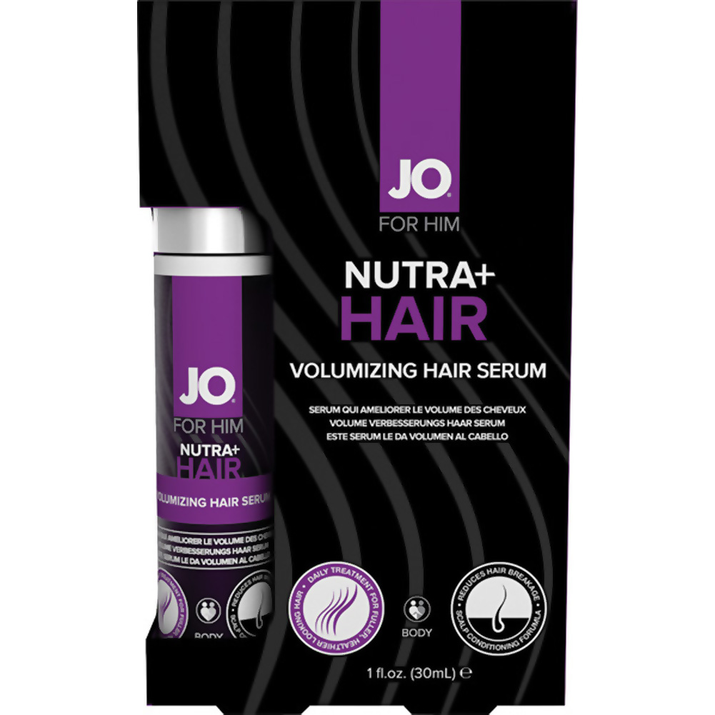 System JO for Him Nutra Hair Volumizer Serum 1 Fl.Oz 30 mL - View #1