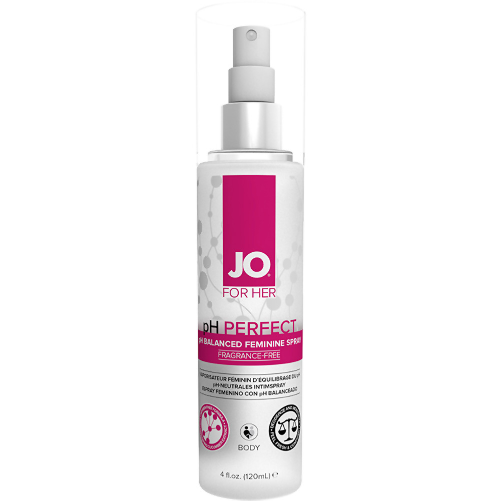 System JO for Her pH Perfect Balanced Feminine Spray 4 Fl.Oz 120 Ml - View #1