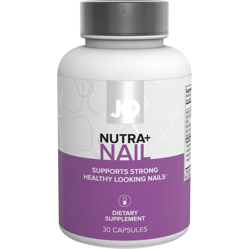 System Jo Nutra Nail Nutritional Supplement 30 Count Capsules - View #1