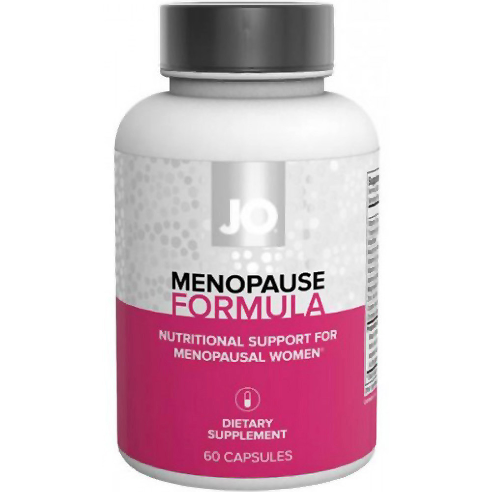 System JO Menopause Formula Nutritional Supplement 60 Count Capsules - View #1