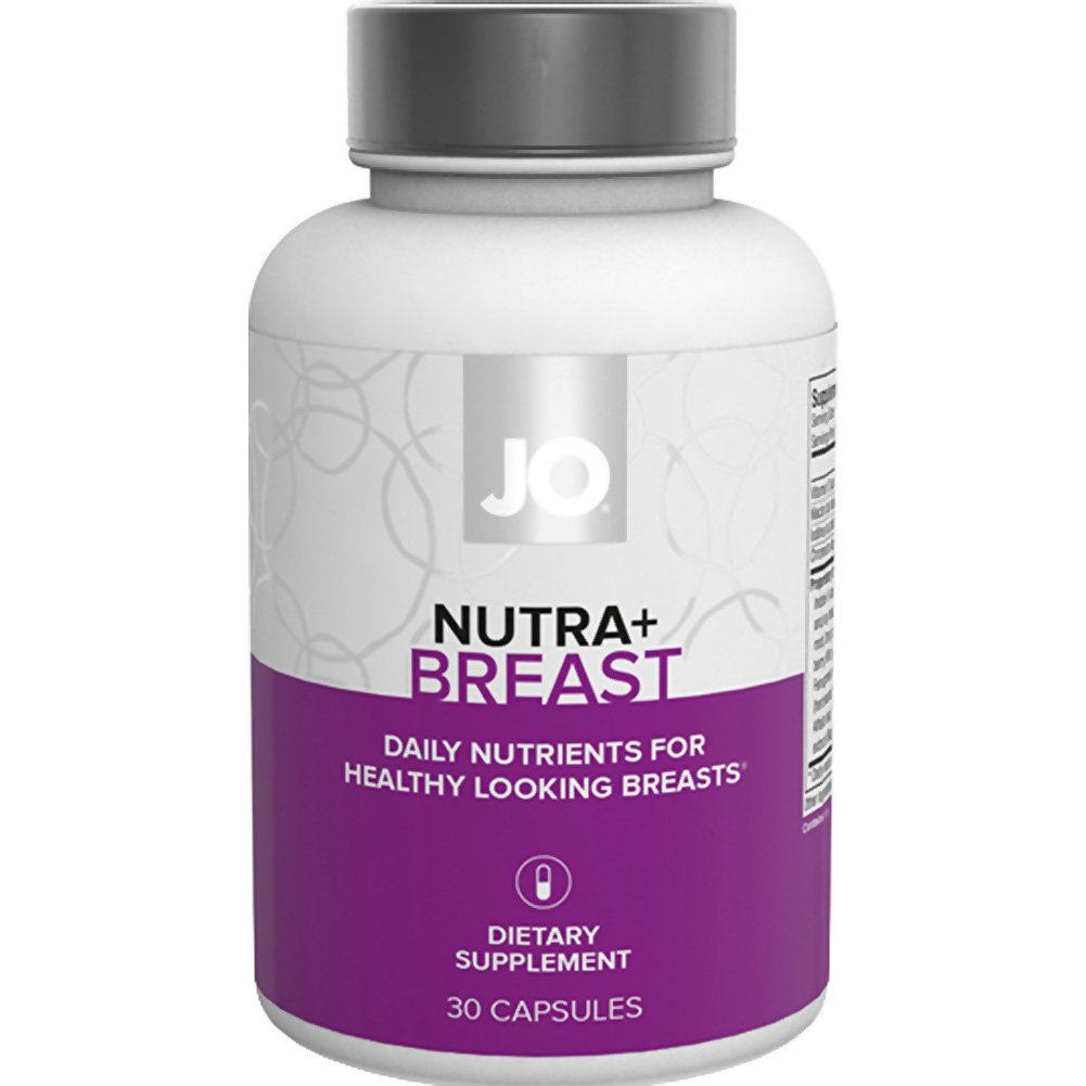 System JO Nutra Breast Formula Dietary Supplement 30 Count Daily Capsules - View #1