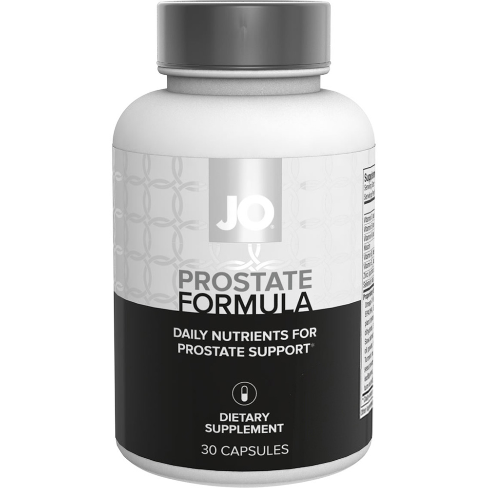 System JO Prostate Formula Nutritional Supplement 30 Count Capsule - View #1