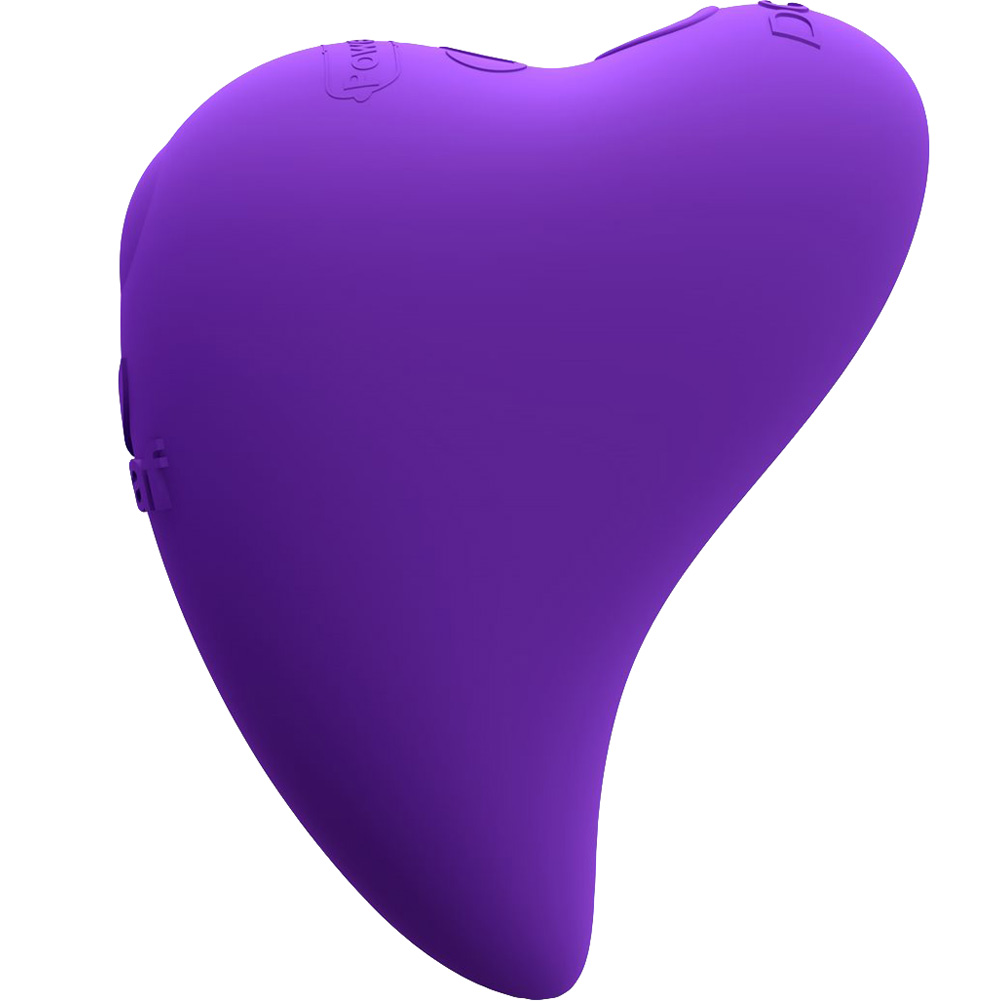 "BMS Silicone Waterproof Fresh Leaf by Swan 5"" Purple - View #2"