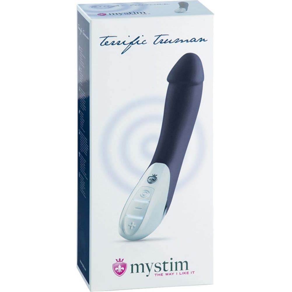 Mystim Terrific Truman Vibrator Midnight Sky - View #1