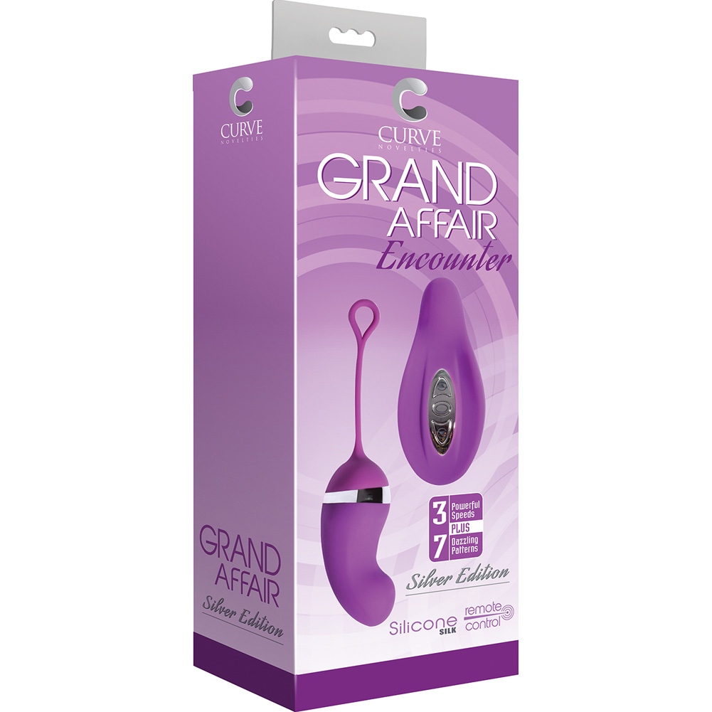 Curve Novelties Grand Affair Encounter Royal Purple - View #1