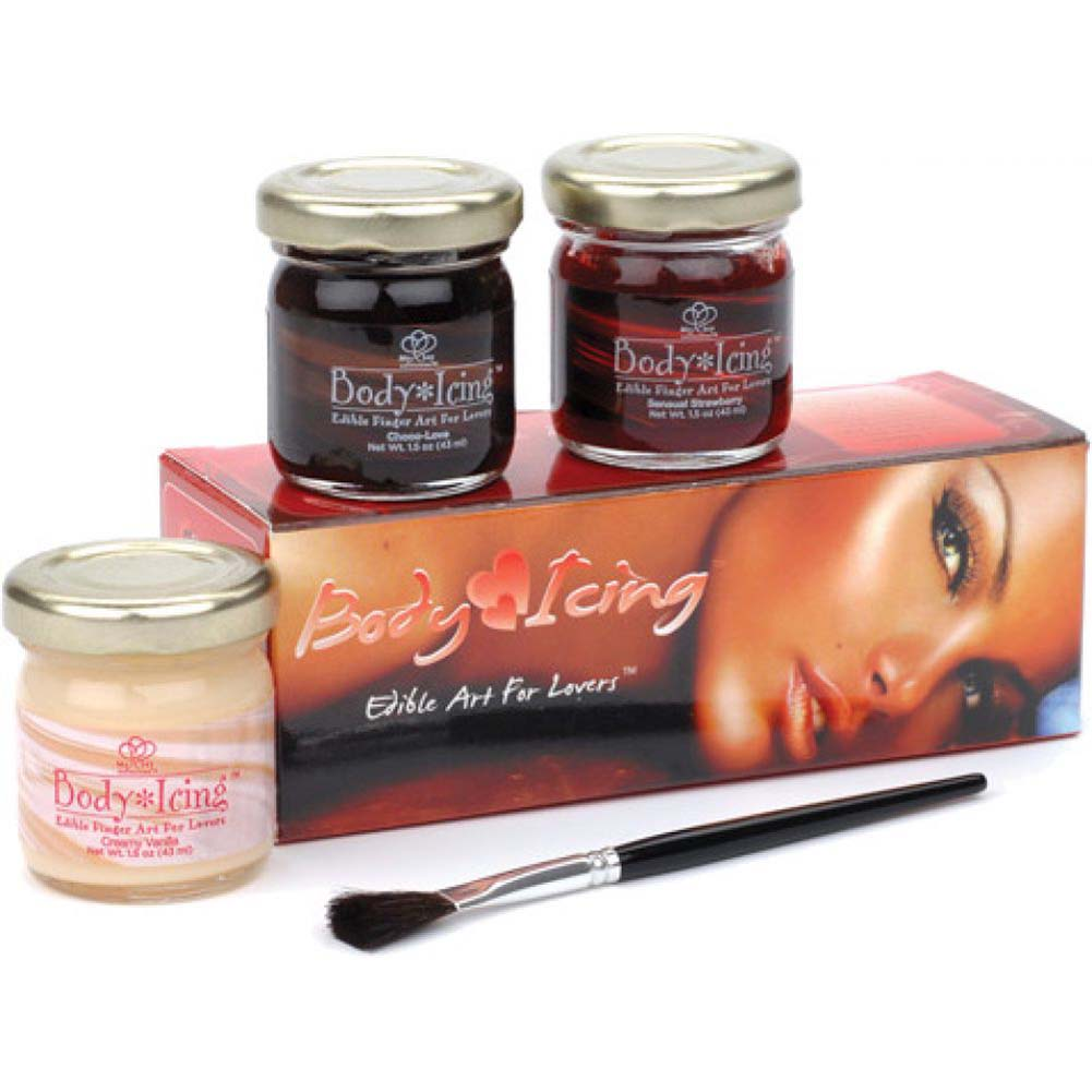 Body Icing Gift Set 3 Piece Pack - View #1
