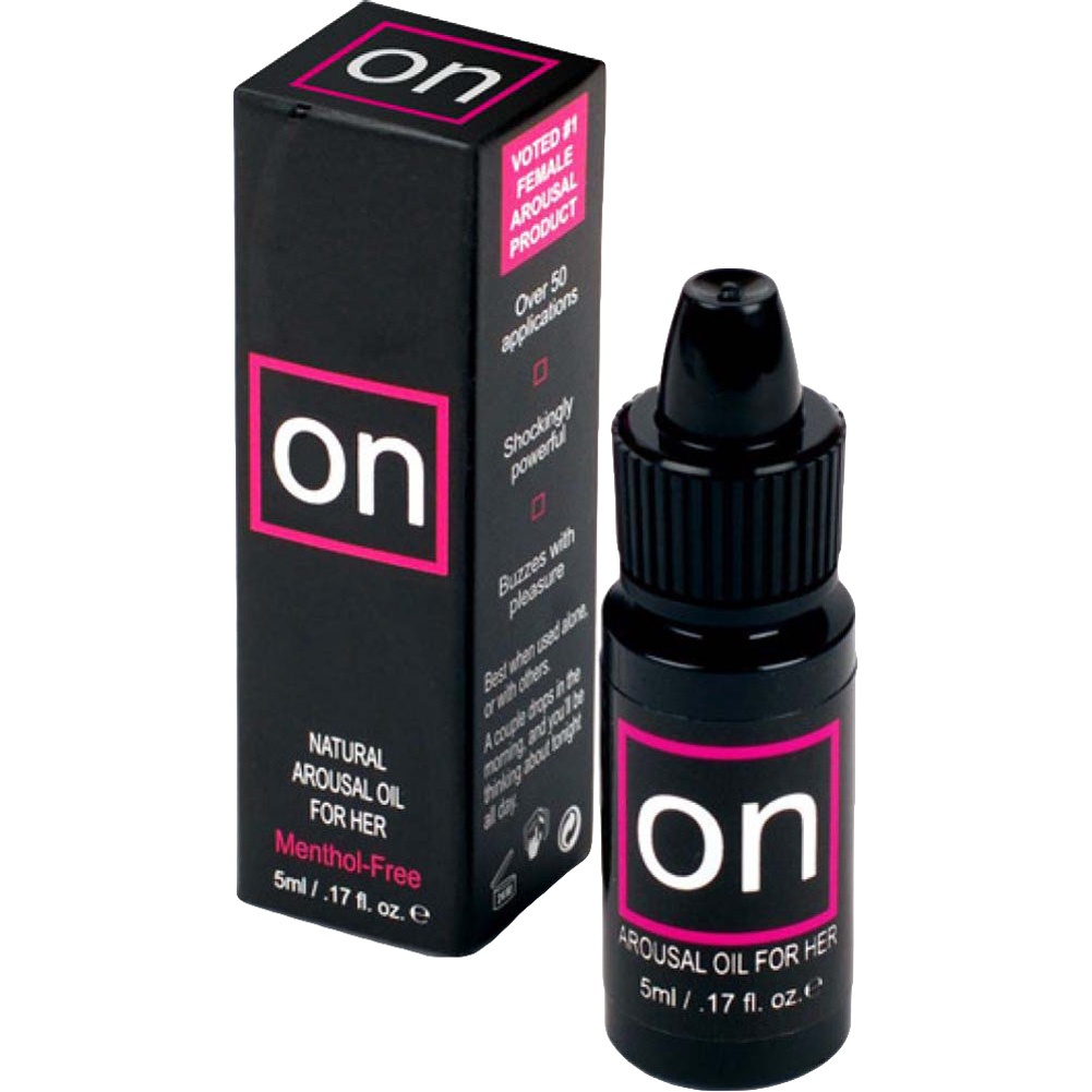 On Arousal Oil for Her Original Refill Pack of 12 - View #1