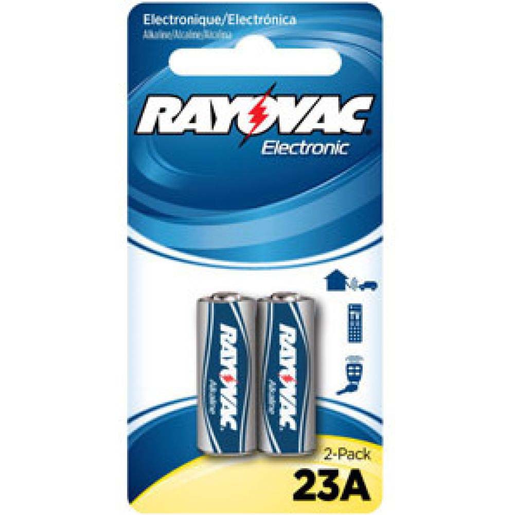 Rayovac Battery 23A 2 Piece Pack - View #1
