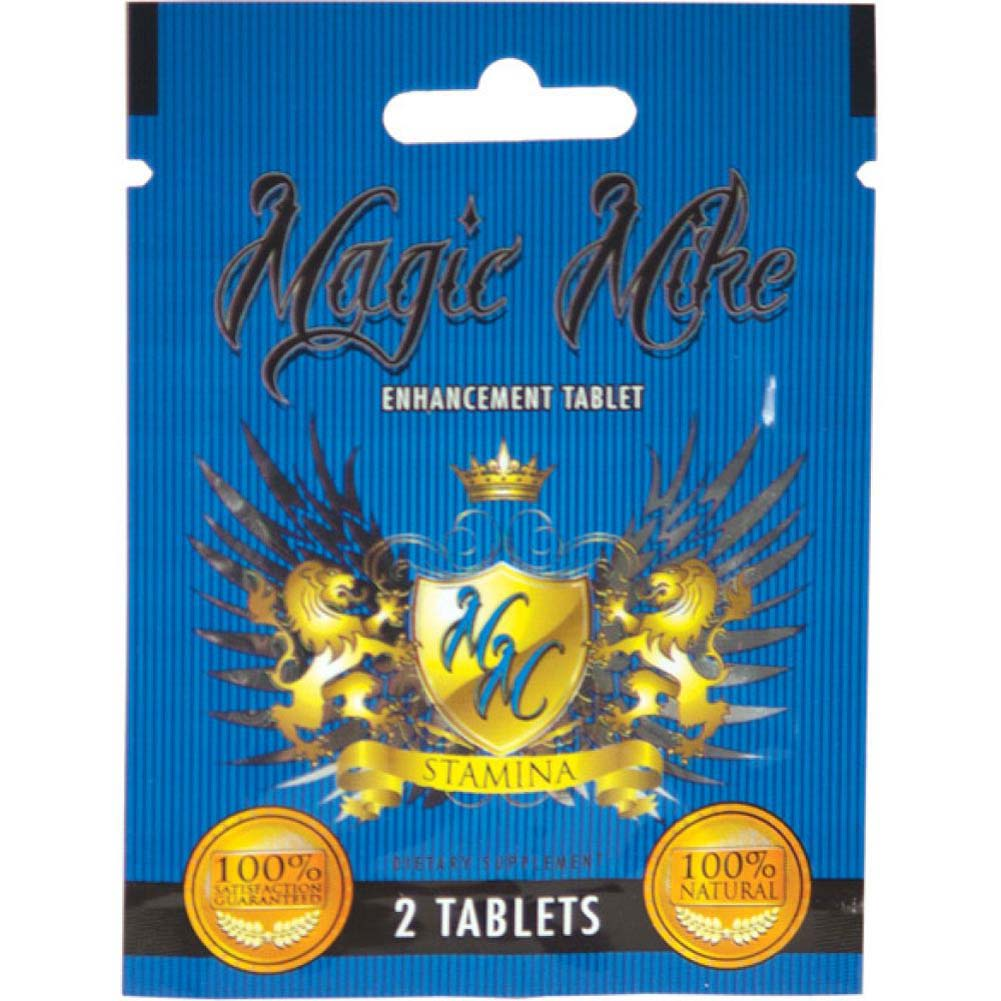 Magic Mike Male Enhancement 2 Tablet Pack - View #1