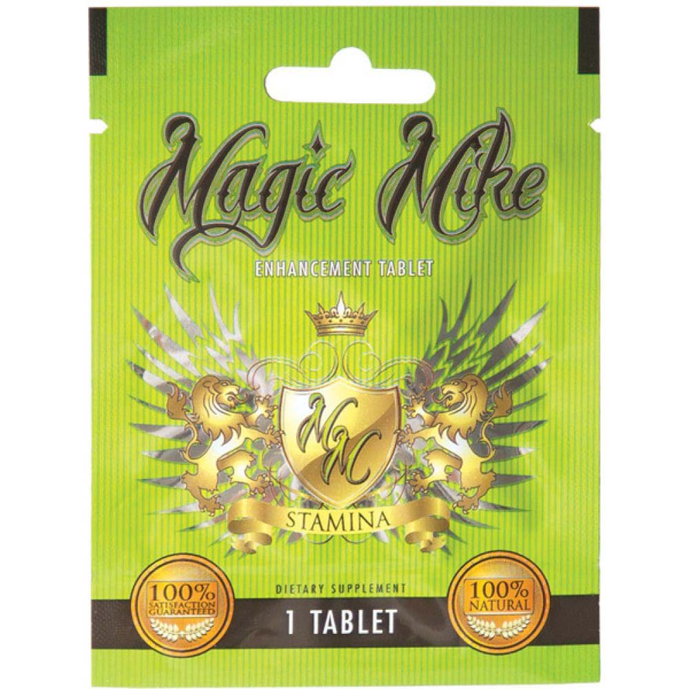 Magic Mike Male Enhancement 1 Tablet - View #1