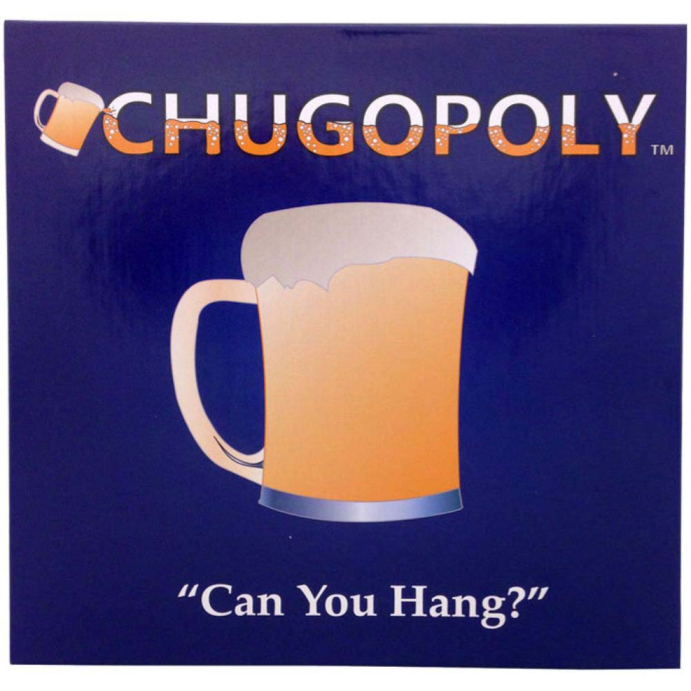 Chugopoly Board Game - View #2