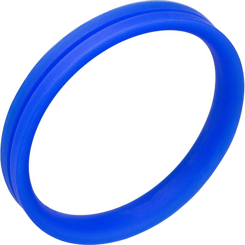 Screaming O Ringo Pro Cock Ring XXLarge Blue - View #2