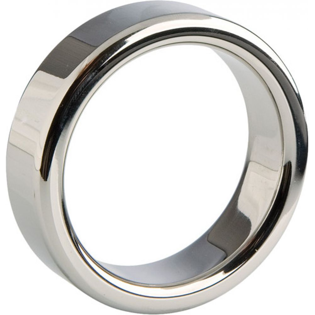 Malesation Metal Professional Ring 44 Mm Silver - View #2