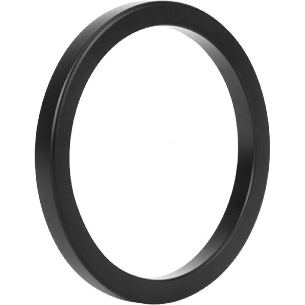Malesation Nickel Free Metal Stamina Ring Black 50 Mm - View #2