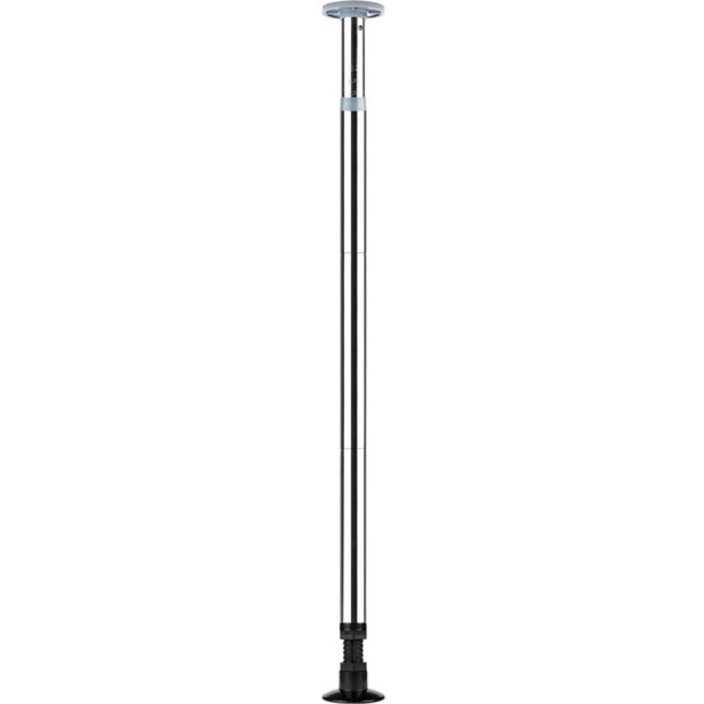 Shots Toys Professional Dance Pole Silver - View #2