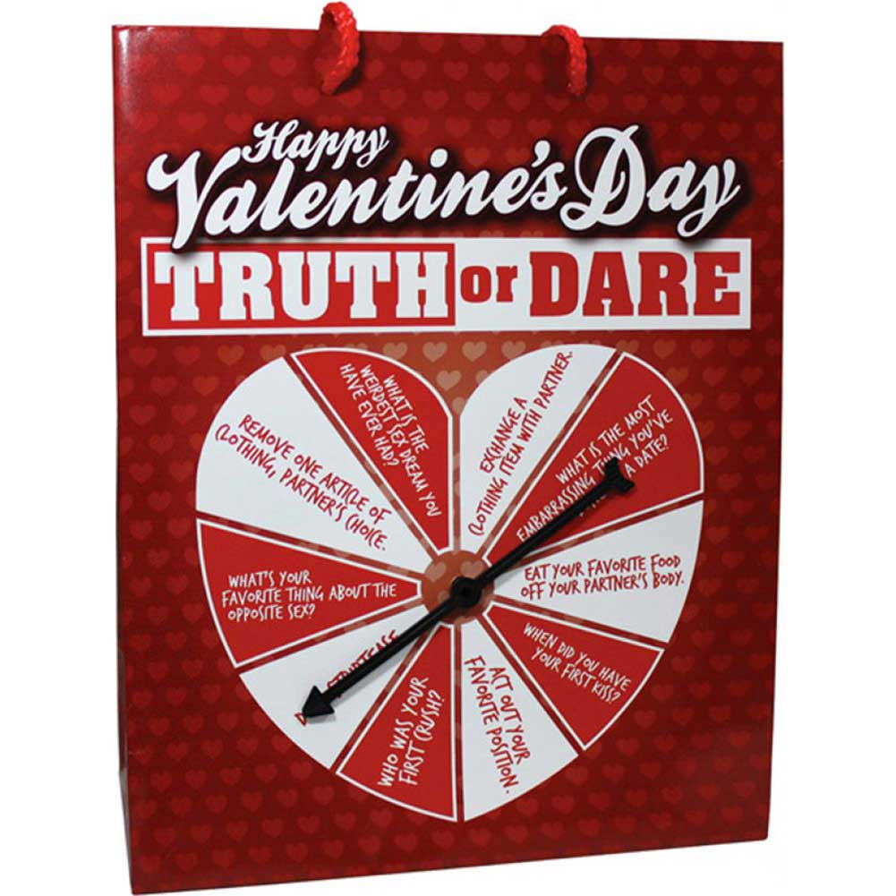 Kalan Happy Valentines Day Truth or Dare Gift Bag - View #1