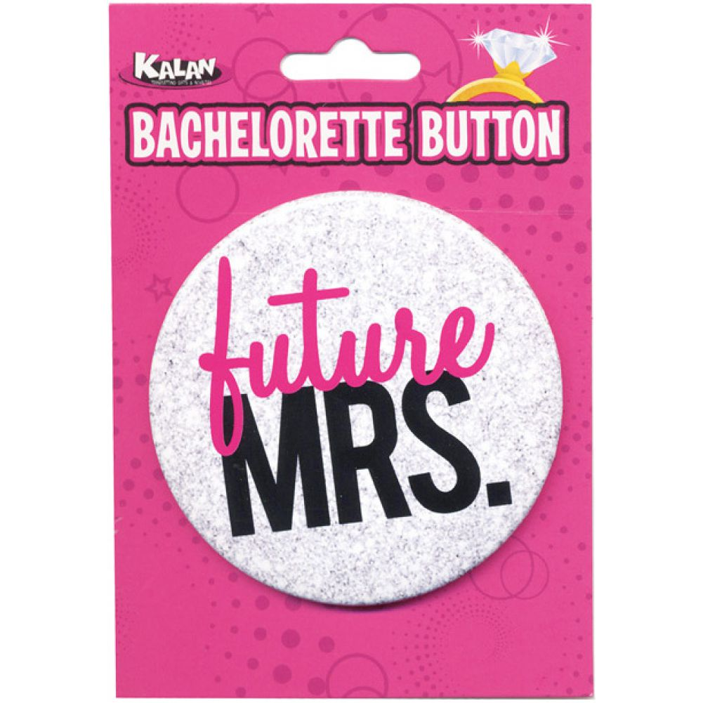 Bachelorette Button Future Mrs - View #1