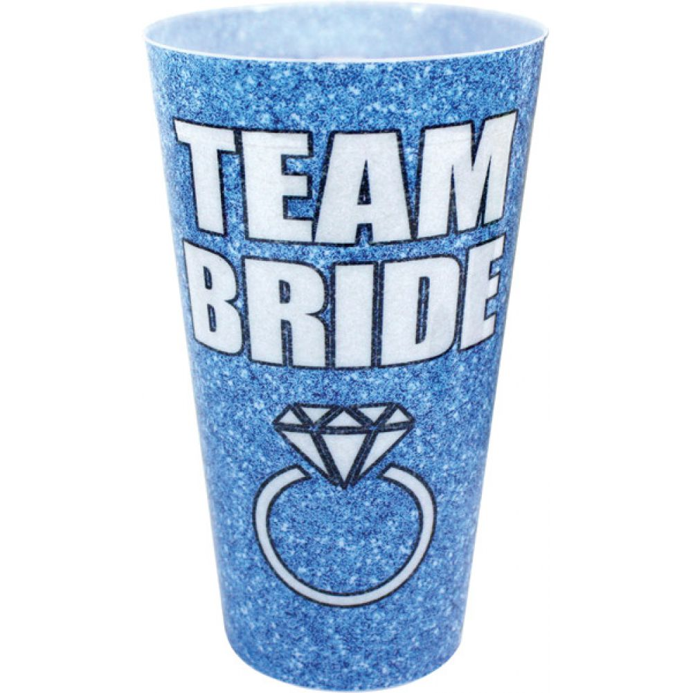 Team Bride Drinking Cup - View #1