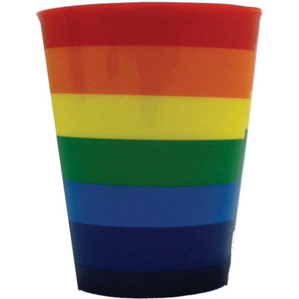 Rainbow Shot Glass by Kalan - View #1