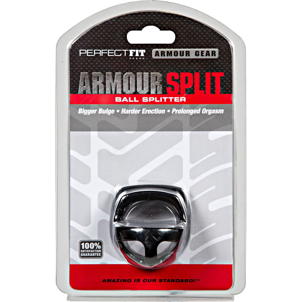 Perfect Fit Armour Gear Armour Split Ball Splitter Black - View #1