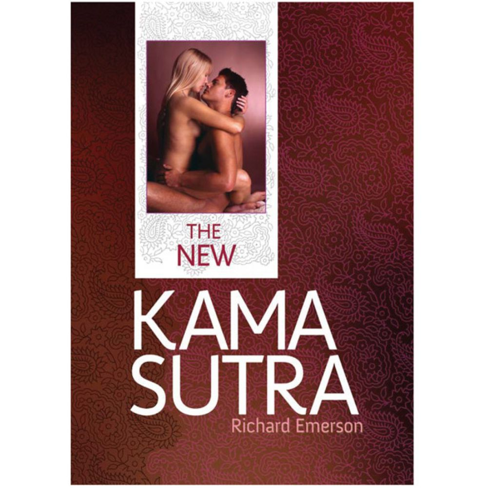 The New Kama Sutra Book by Richard Emerson - View #1
