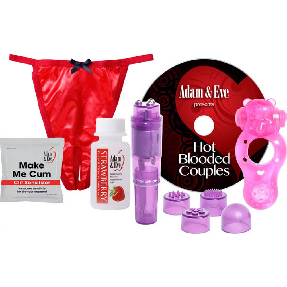Adam and Eve Gift Set - View #2