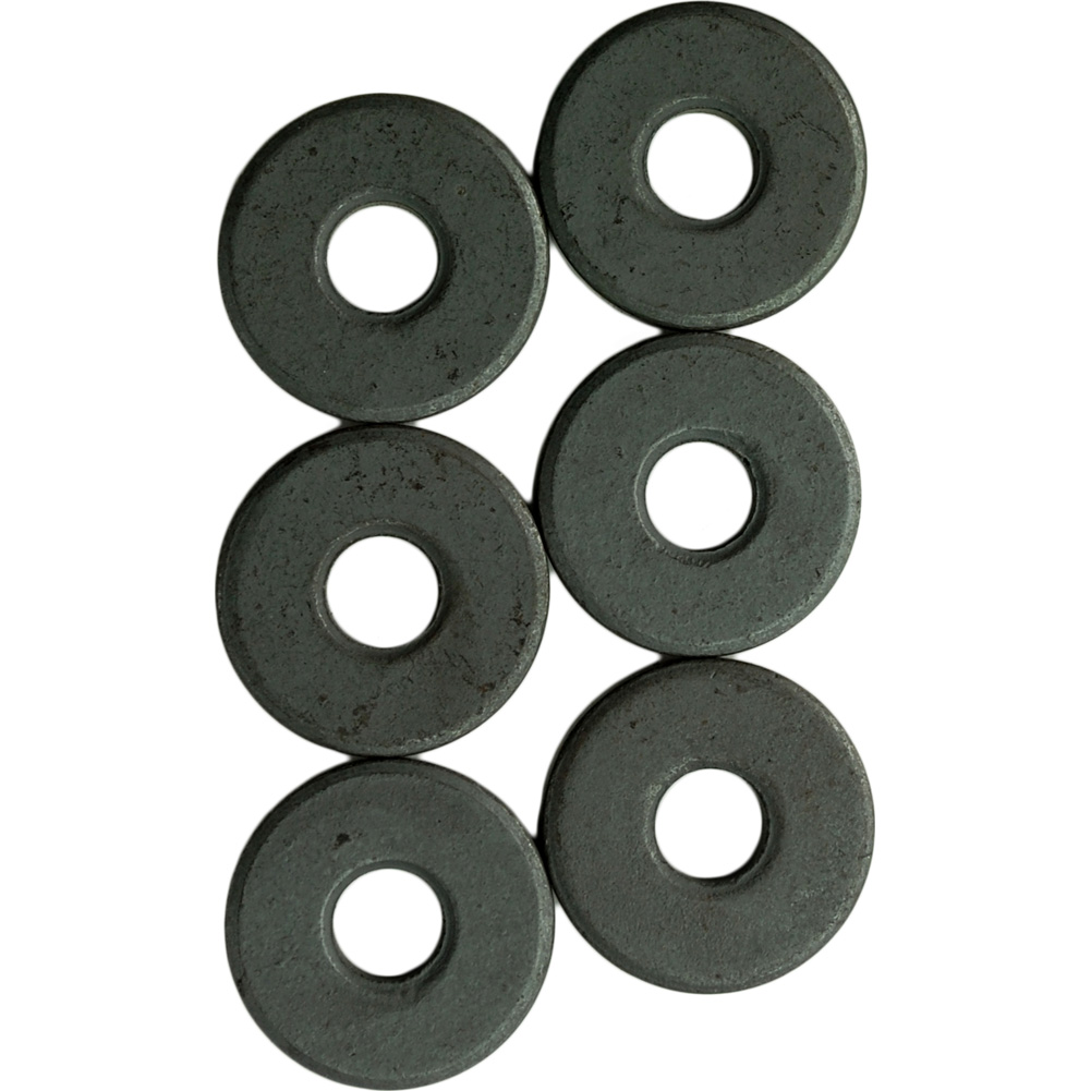 Spartacus Magnetic Weights Pack of Six 1 Oz Black - View #1
