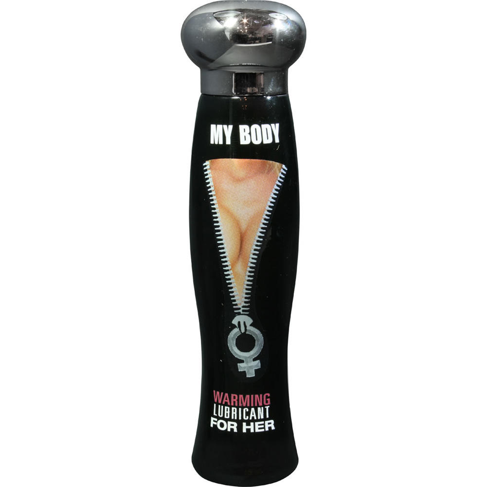 Hott Products My Body Warming Lubricant for Her 1 Oz - View #2