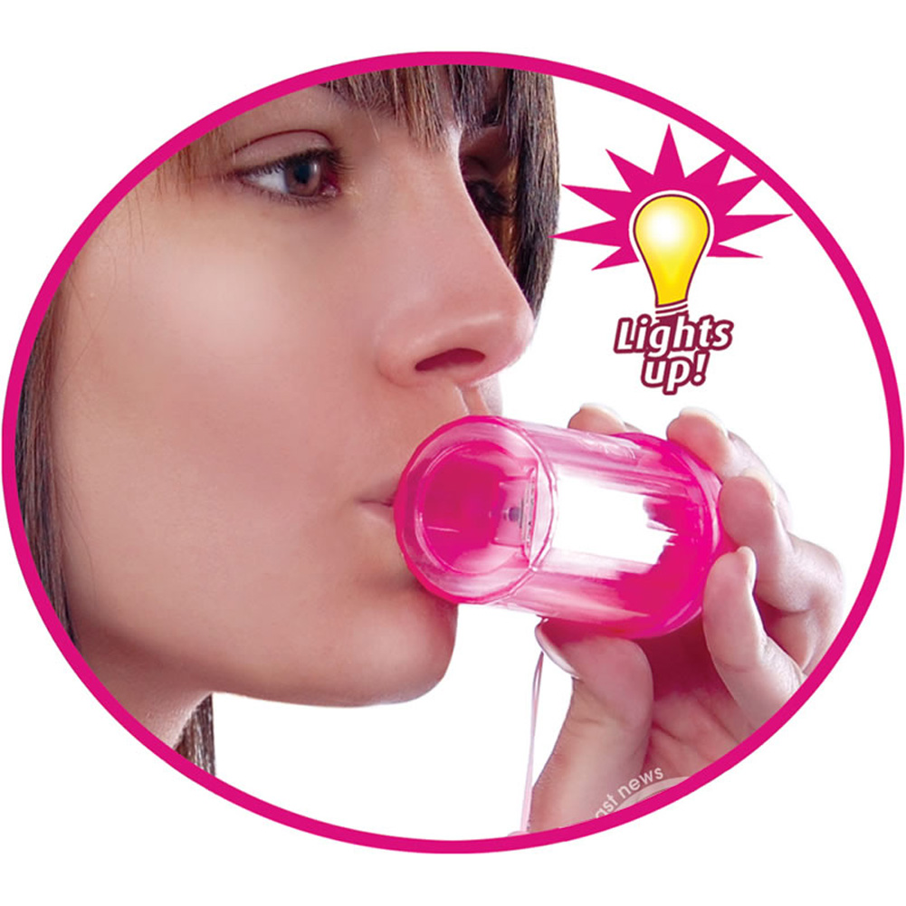 Pipedream Bachelorette Party Favors Noise Maker Pink - View #2