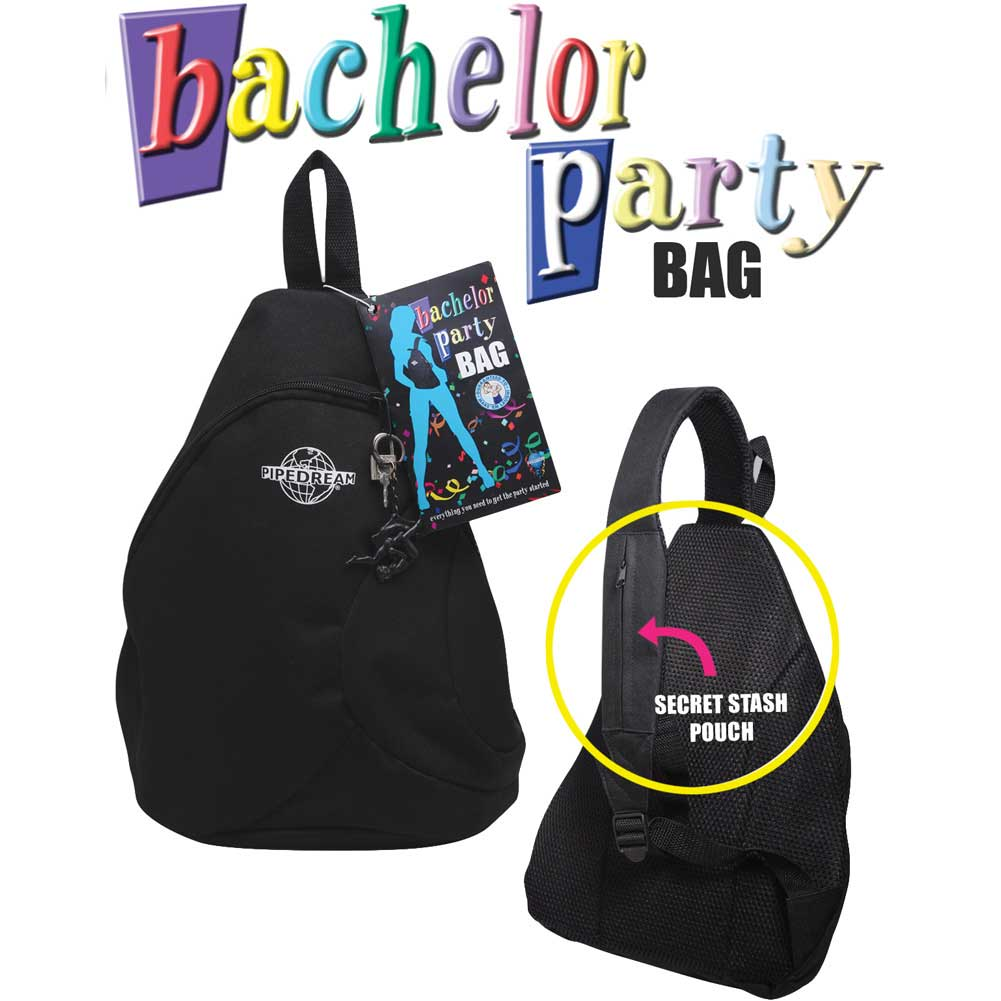 Pipedream Bachelor Party Bag - View #1