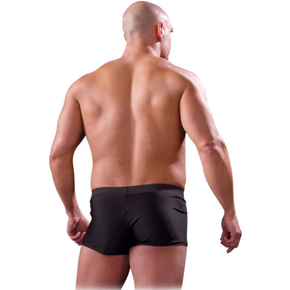 Fetish Fantasy Lingerie Beefy Brief for Men 2XL/3XL Black - View #2