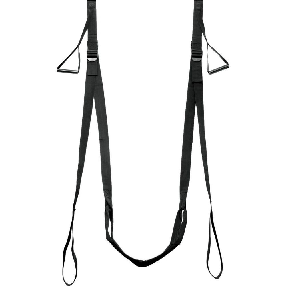 Frisky DLuxe Entry Over Door Love Sling Black - View #2