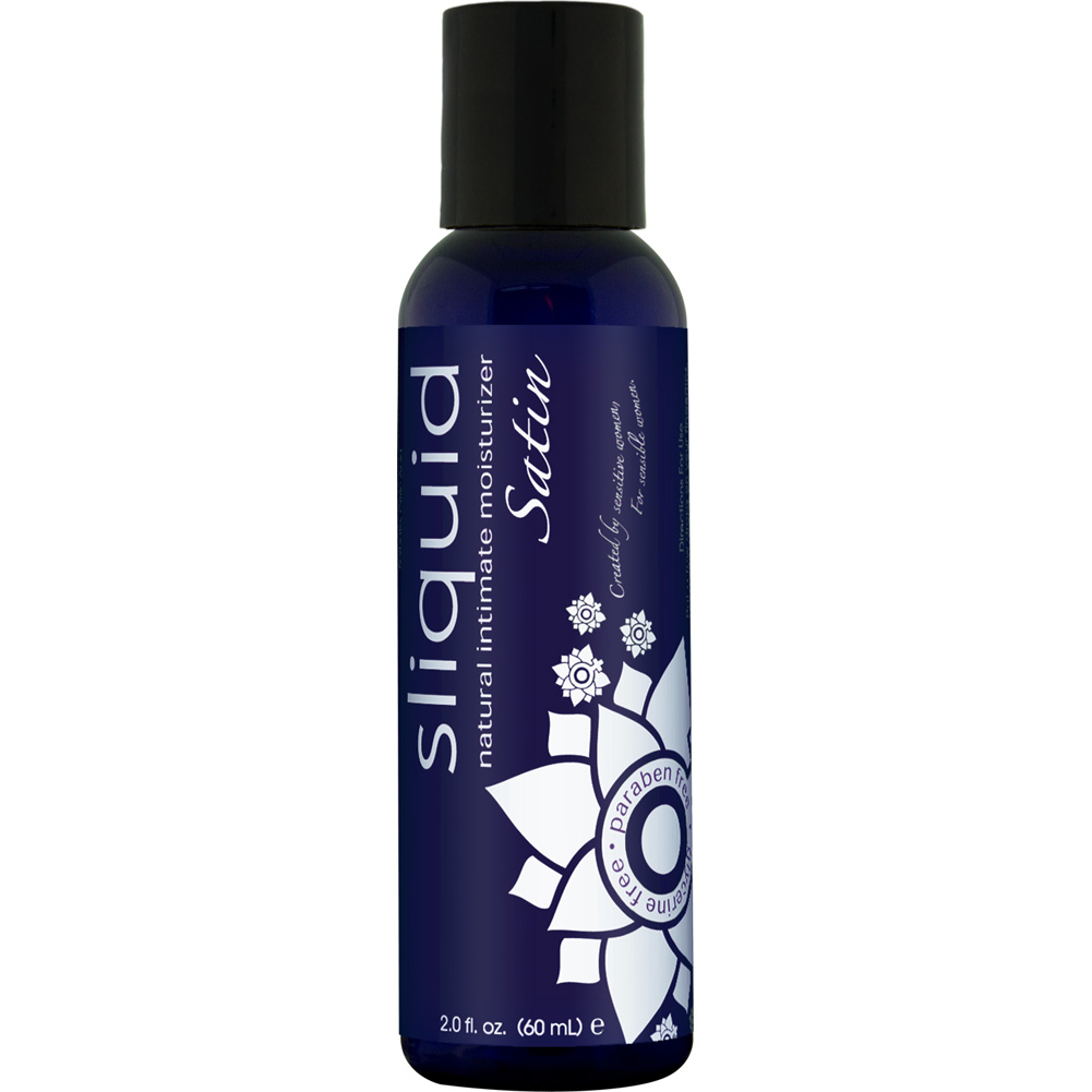 Sliquid Satin Personal Moisturizer 2 Fl.Oz 60 mL - View #1