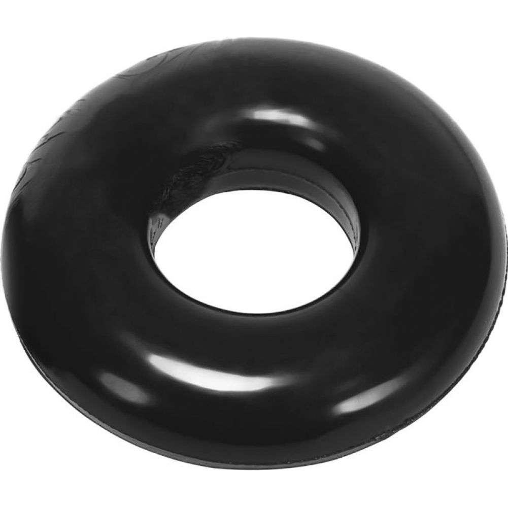OxBalls Donut 2 Large Atomic Jock Cockring Black - View #2