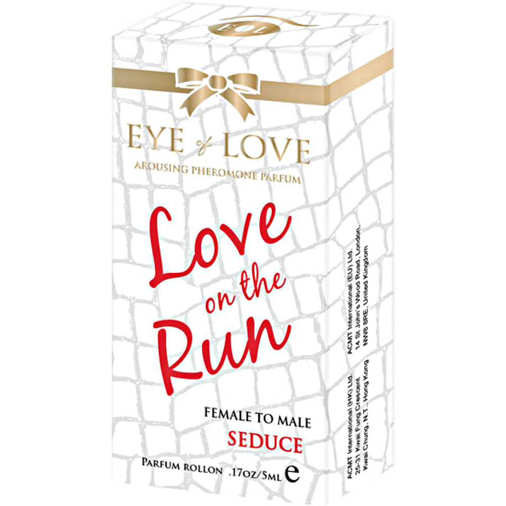 Eye of Love Love On the Run Seduce Arousing Pheromone Parfume for Women 5 mL - View #1