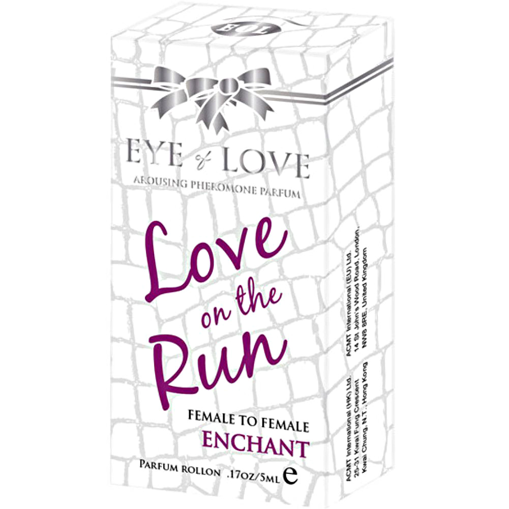 Eye of Love Love On the Run Enchant Arousing Pheromone Parfume for Women 5 mL - View #1