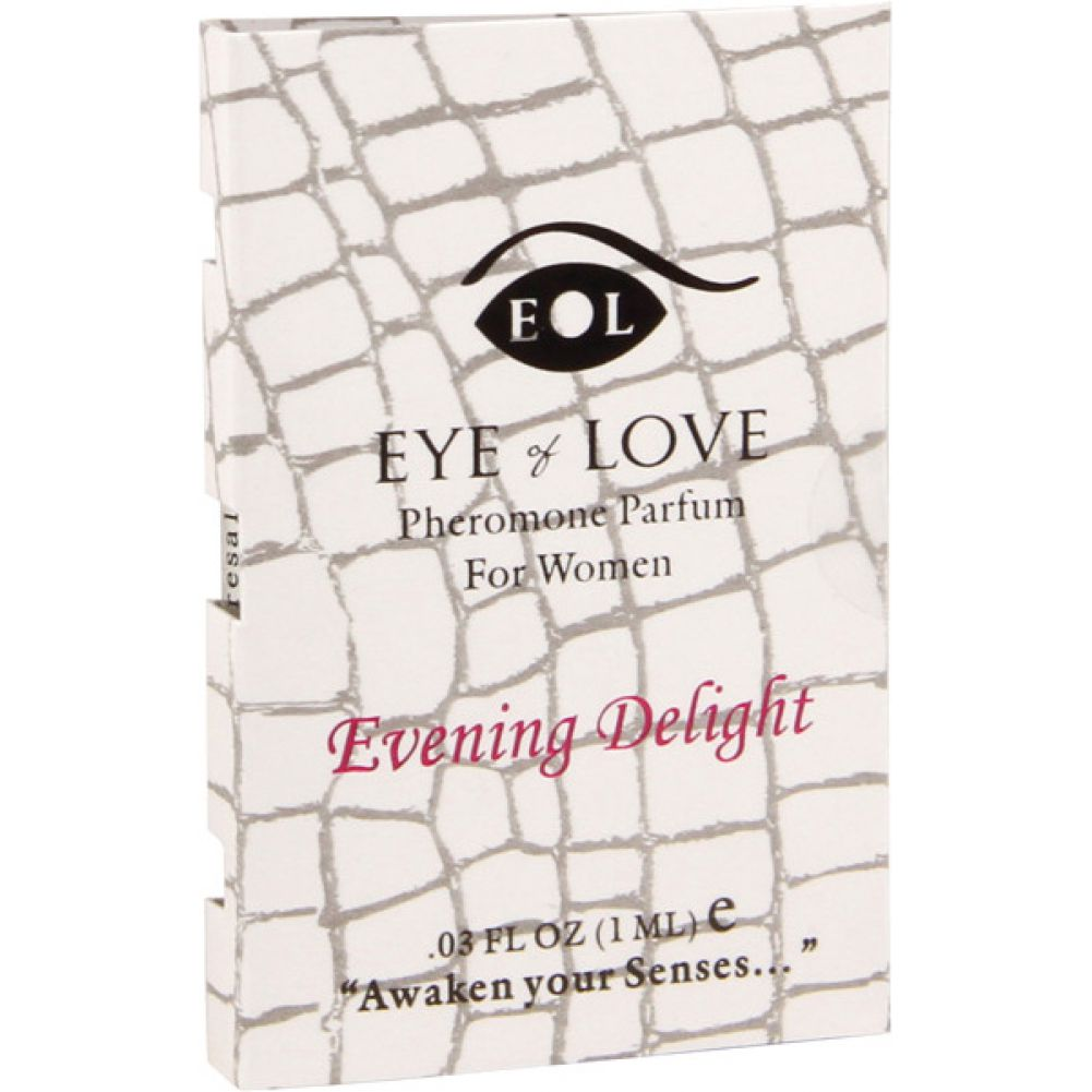 Eye of Love Evening Delight Female to Male Arousing Pheromone Parfume 0.03 Fl.Oz 1 mL - View #2