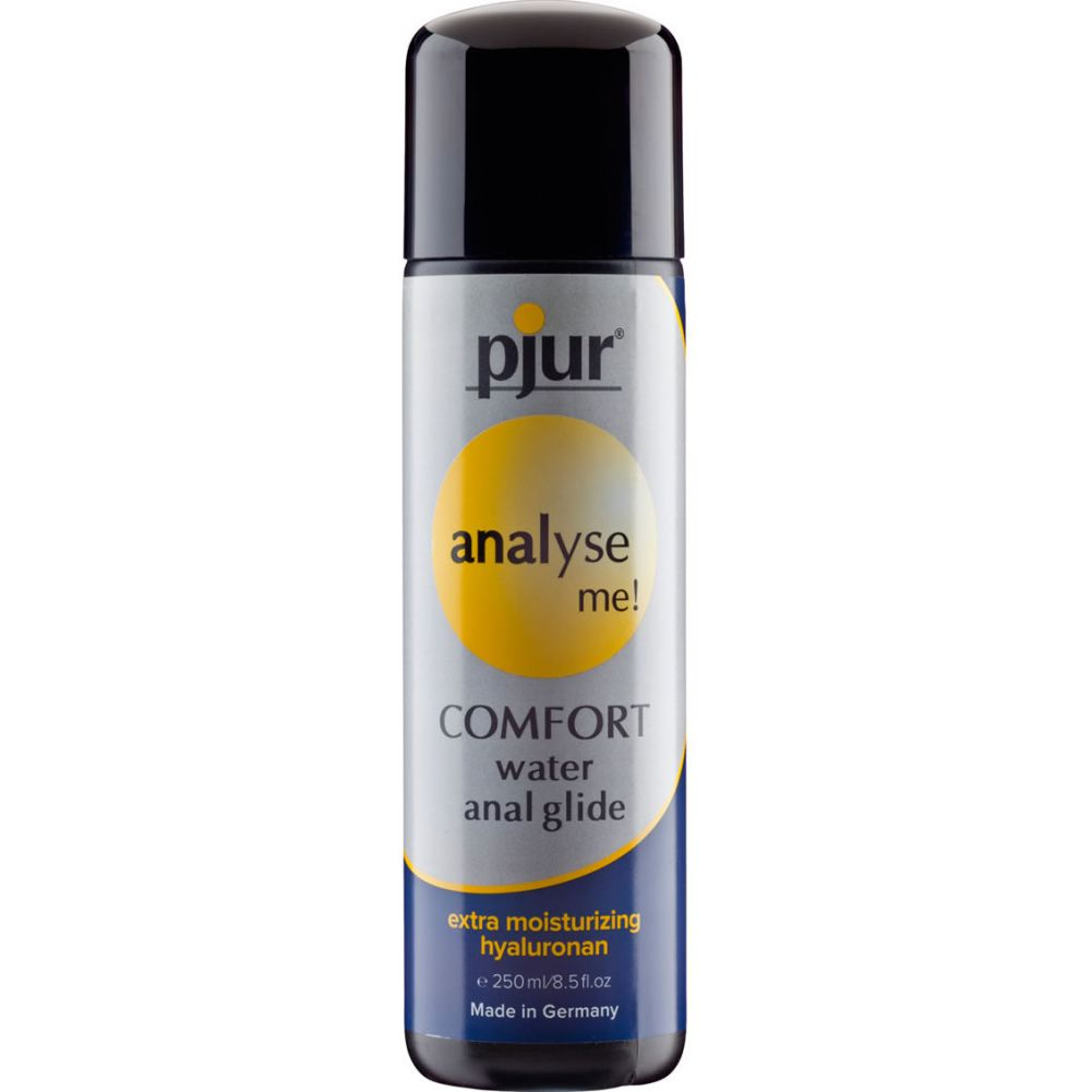 Analyse Me Comfort Water Anal Glide Lubricant 8.5 Fl.Oz 250 mL - View #1