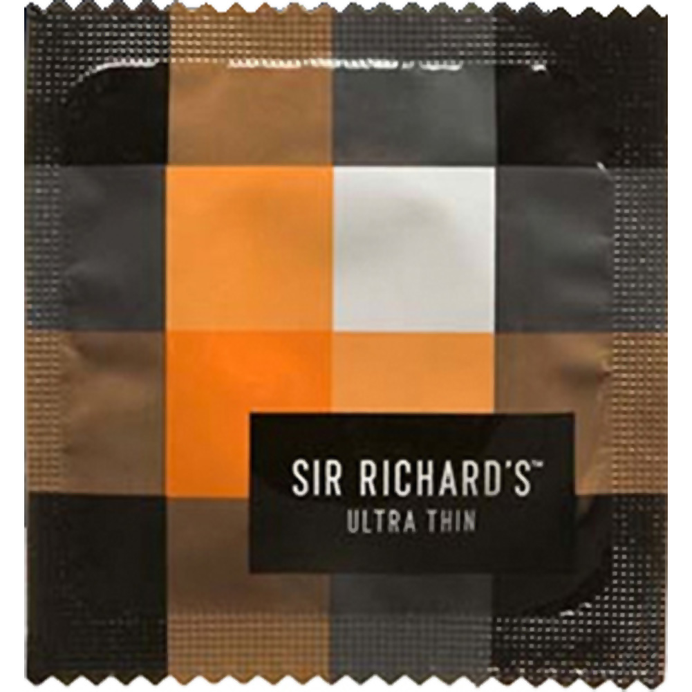 Sir Richards Ultra Thin Condoms Display 144 Count - View #1