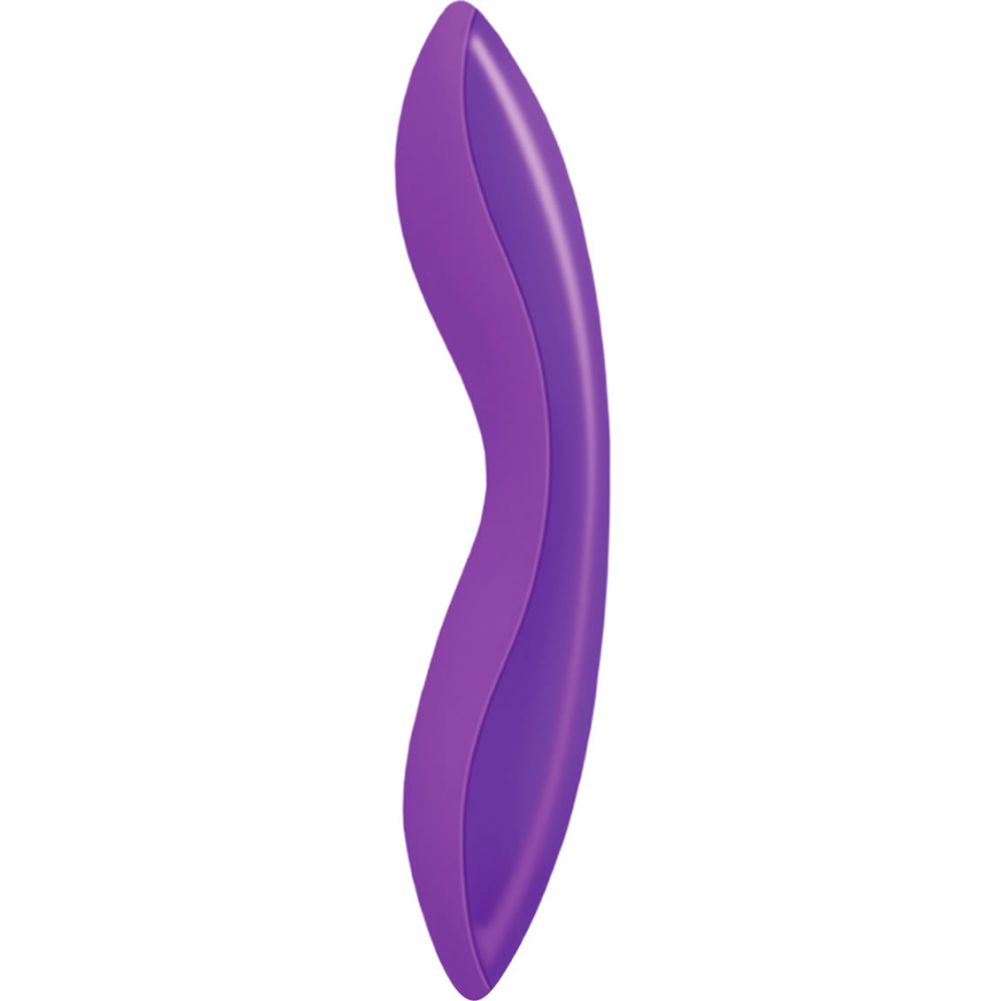 "Topco Climax Elite Meg 9X Silicone Wand 7.5"" 19 Cm Purple - View #2"