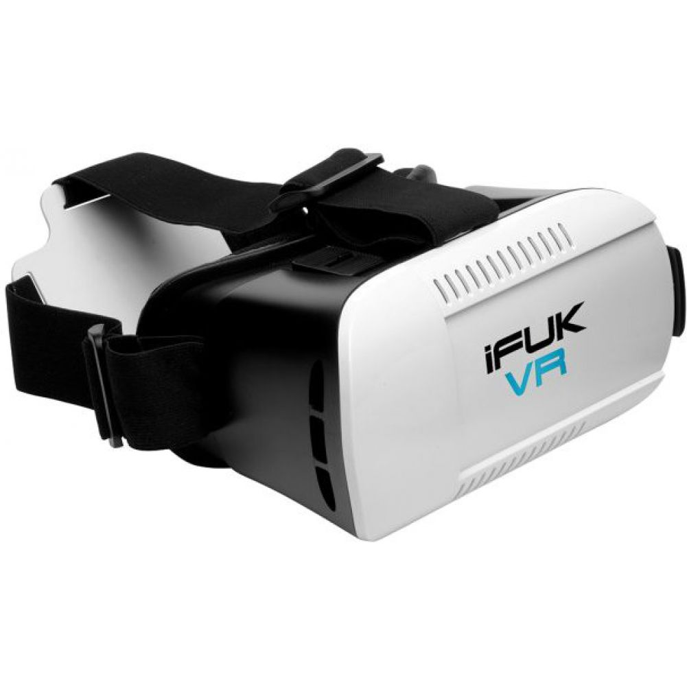XR Brands iFUK VR Love Botz Virtual Reality Stroker White - View #4