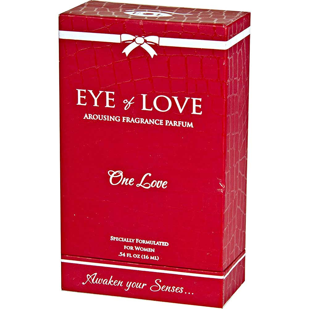 Eye of Love One Love Arousing Pheromone Parfum with Refill 0.54 Fl.Oz 16 mL - View #1