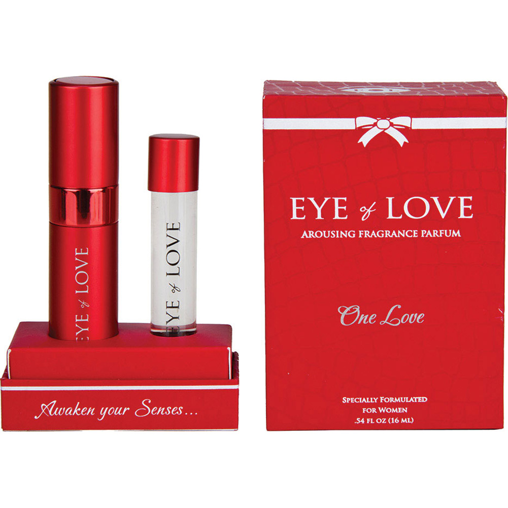 Eye of Love One Love Arousing Pheromone Parfum with Refill 0.54 Fl.Oz 16 mL - View #3