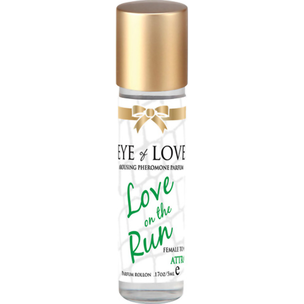 Eye of Love Pheromone Roll On Female to Male Attract 0.17 Fl.Oz 5 mL - View #2