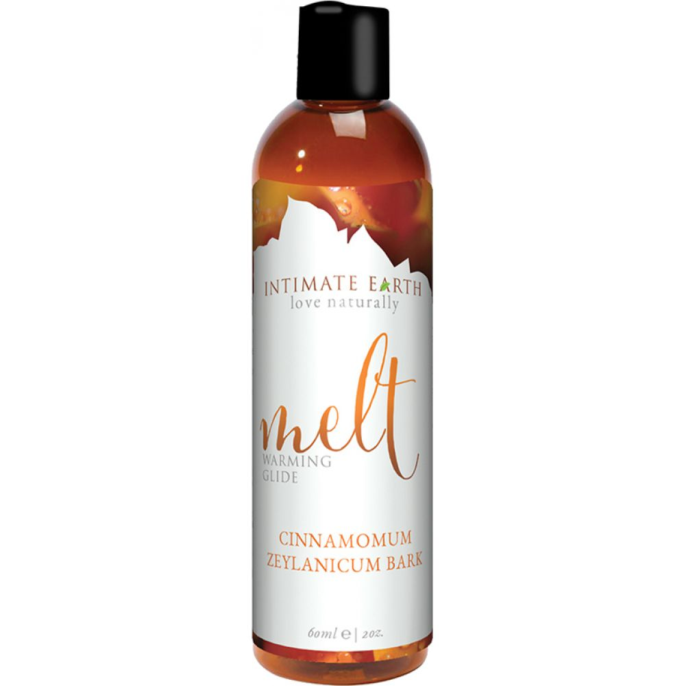 Intimate Earth Melt Warming Glide 2 Fl.Oz 60 mL Cinnamon - View #1