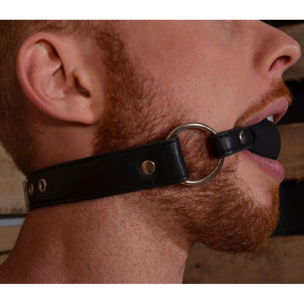 Rouge Ball Gag Blue - View #3