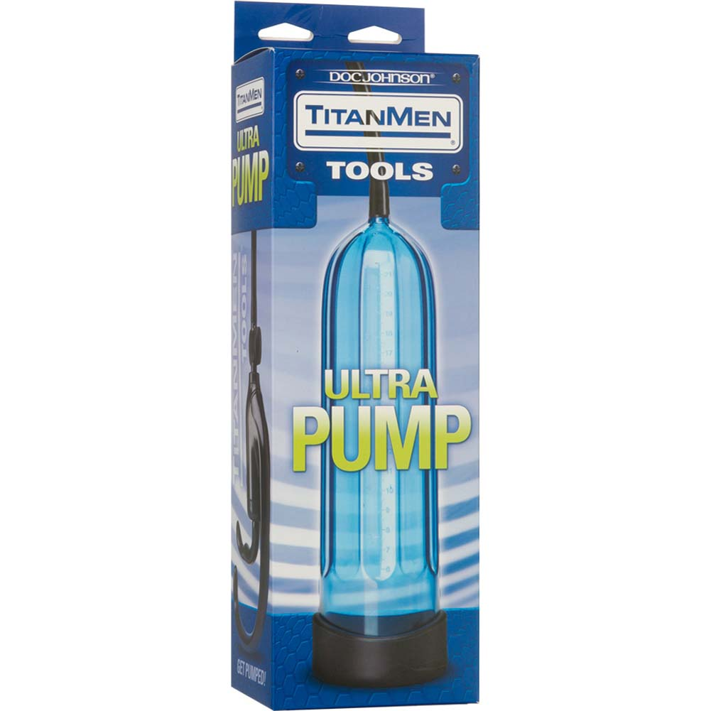 TitanMen Tools Ultra Pump Blue - View #1