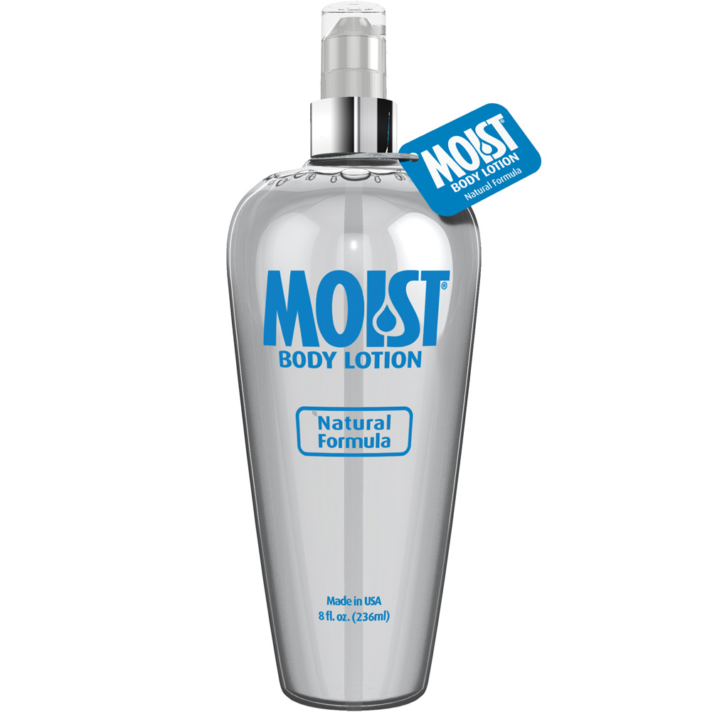 Moist Personal Lubricant 8 Fl. Oz. - View #1