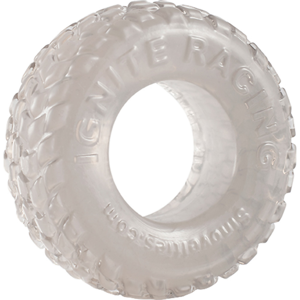 "Ignite High Performance Tire Ring Large 2.25"" Clear - View #2"